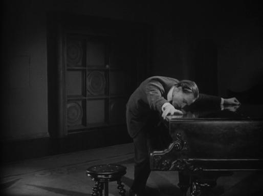 Conrad Veidt dans Orlacs Hände de Robert Wiene (1924)