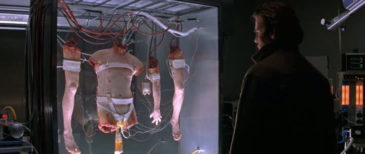 Body Parts, un film de Eric Red (1991)