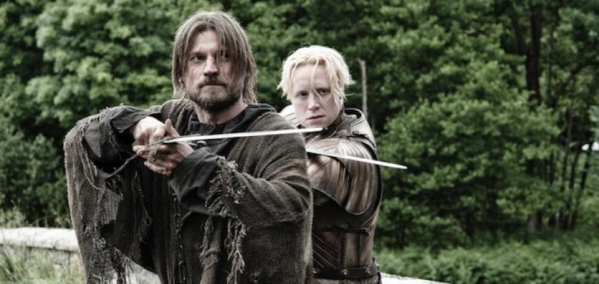 Brienne et Jaime