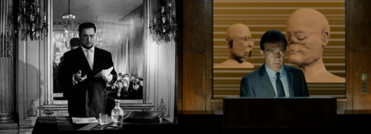«Les Yeux sans visage» (Franju, 1960) / «La piel que habito» (Almodovar, 2011)