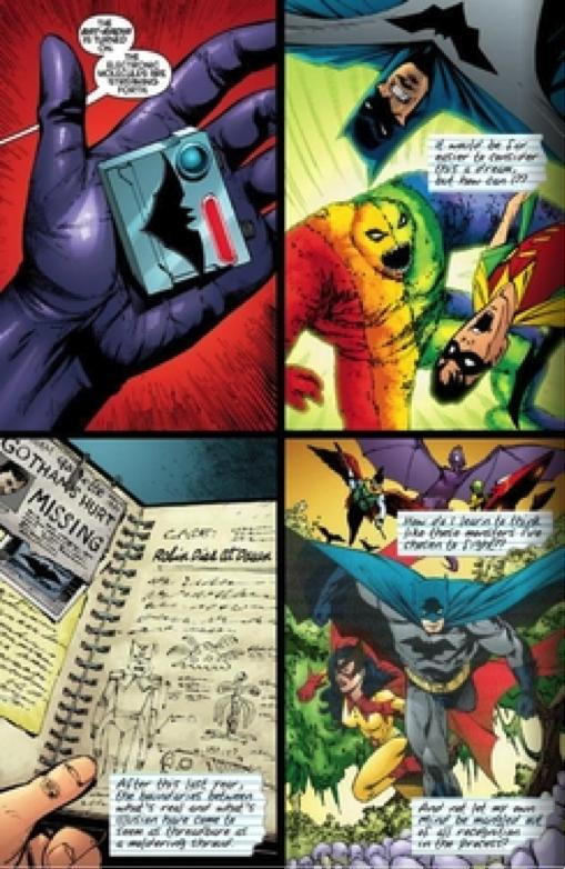 Batman: Zur-En-Arrh