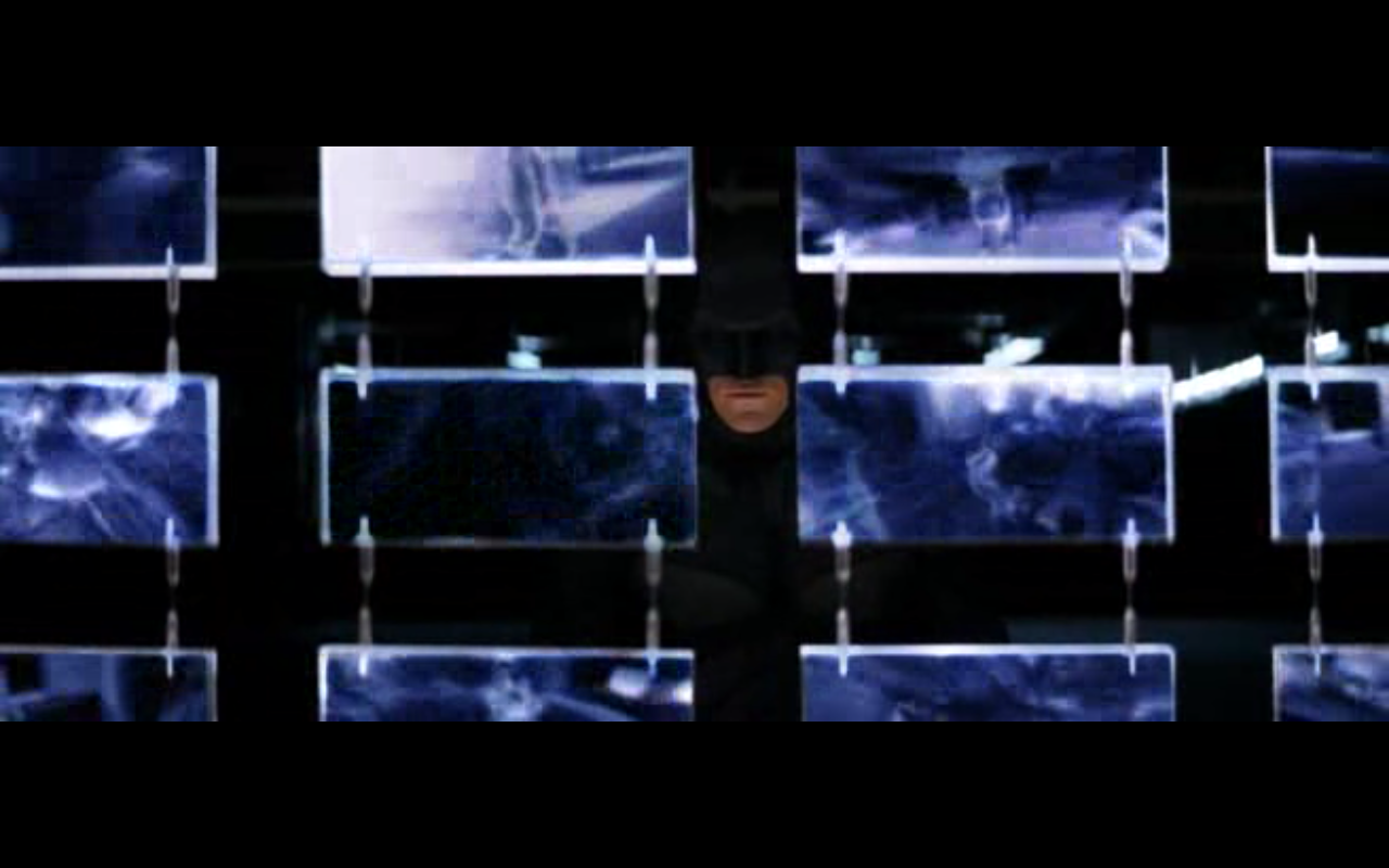 Vision globale dans Christopher NOLAN, Batman, The Dark Knight, 2008 [Film DVD capture à 1h51min00s]